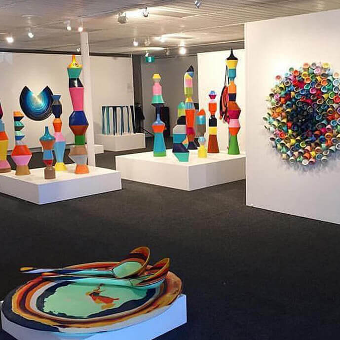 Galleries & Studios