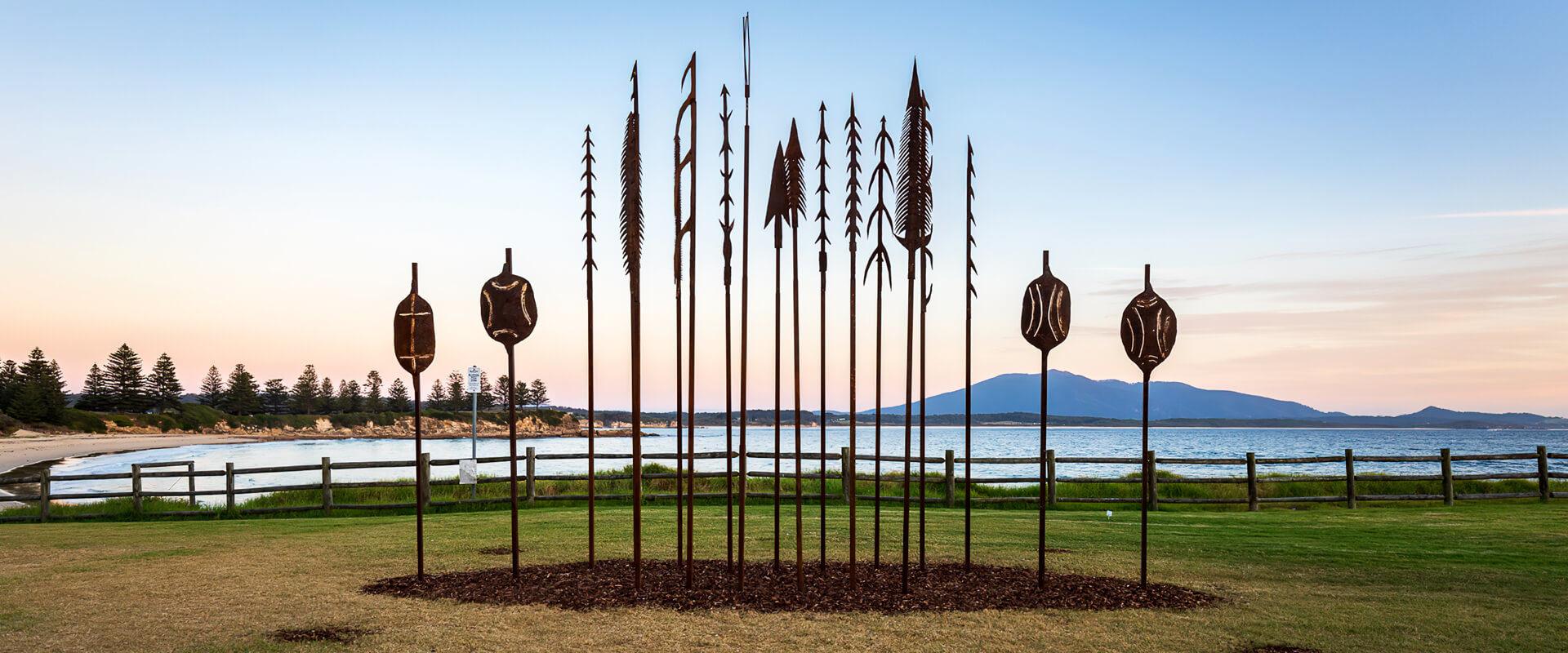 Sculpture: Bermagui