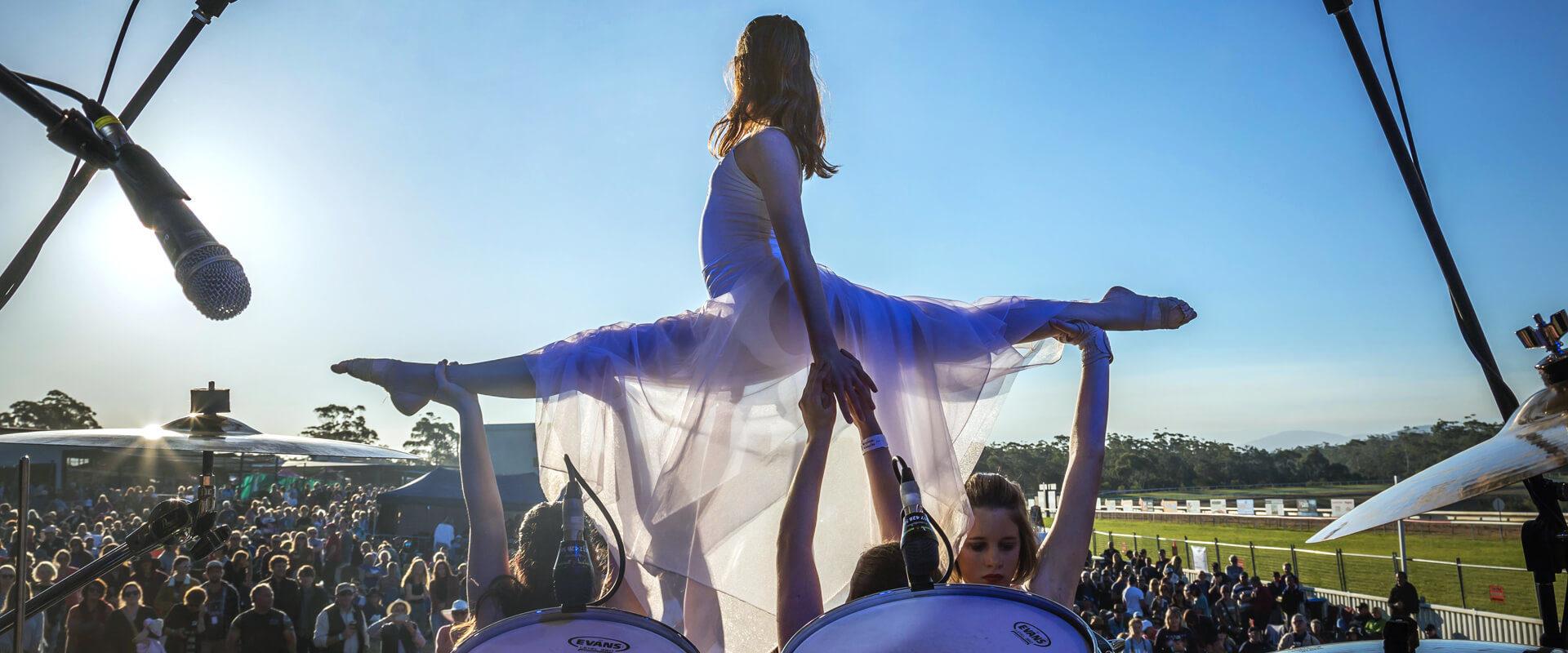 Band Together/Dance: Bega Valley